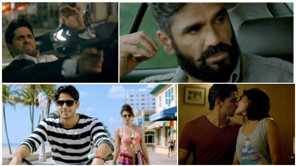 'A Gentleman' TRAILER: Join the CRAZY RIDE with Sidharth Malhotra-Jacqueline Fernandez!