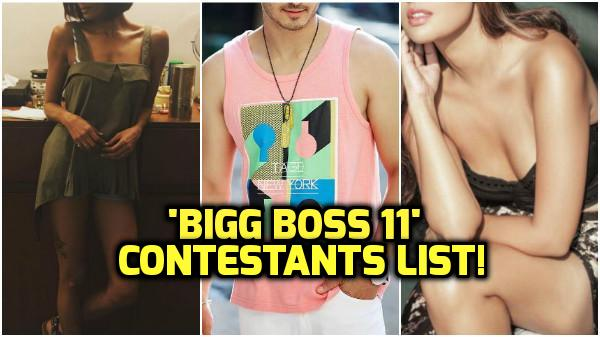 Bigg Boss 11: Nandish Sandhu, Achint Kaur, Riya Sen & other celebs who might be contestants on the show this year!