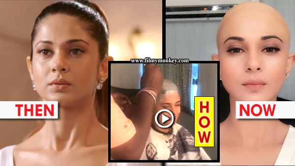 Beyhadh: How 'Maya' Jennifer Winget turned bald and beautiful! WATCH VIDEO!