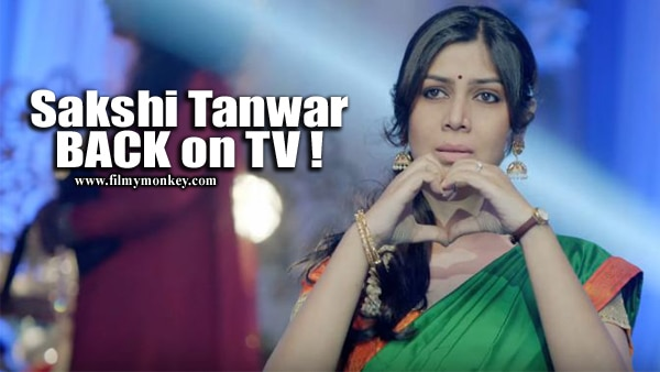 After web series 'Karrle Tu Bhi Mohabbat', Sakshi Tanwar back on TV as a host!
