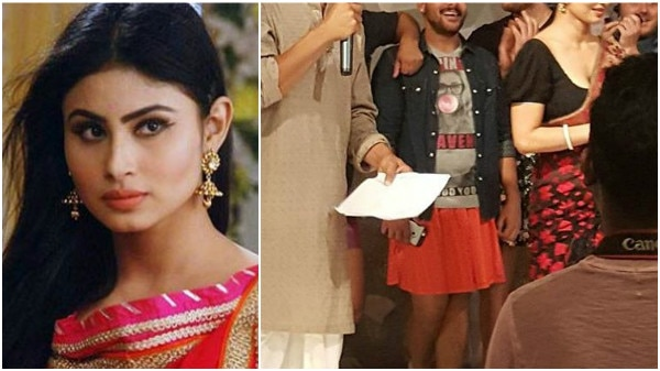 Gold: 'Naagin 2' actress Mouni Roy's FIRST LOOK from Akshay Kumar starrer film is OUT!