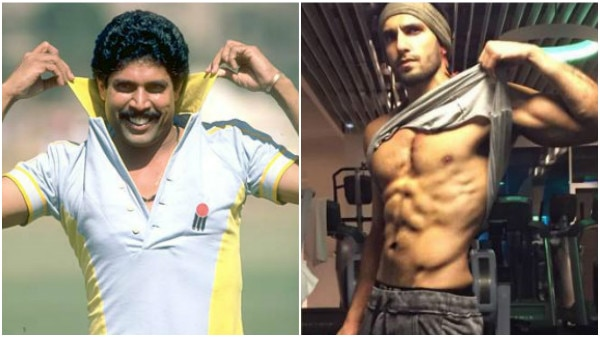 Ranveer Singh as cricketer Kapil Dev in Kabir Khan's next film?