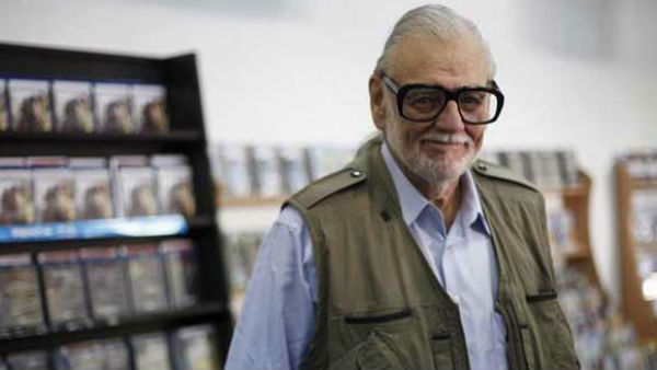 George A Romero, director of 'Night of the Living Dead' passes away
