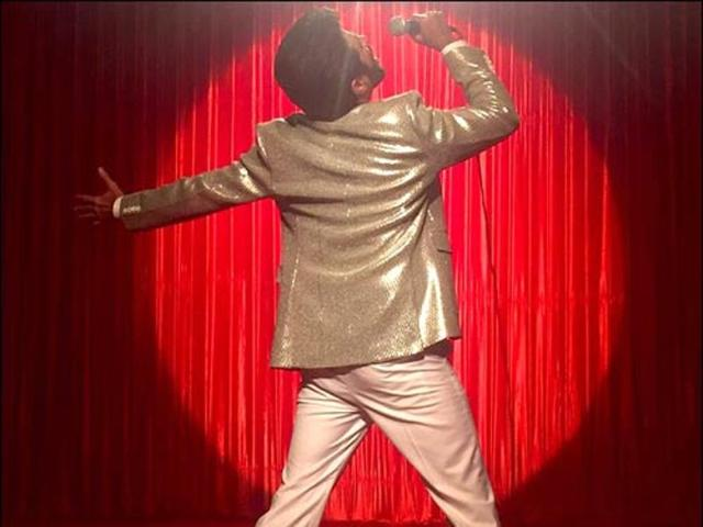 Anil Kapoor in the first look of 'Fanney Khan'