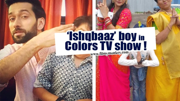 'Ishqbaaz' child actor Aaryan Prajapati bags role in Colors show 'Bhaag Bakool Bhaag'!