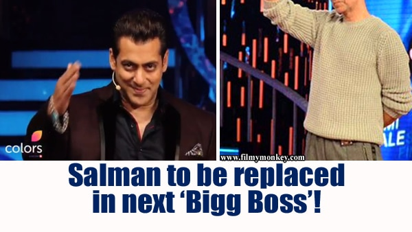 Another Bollywood superstar to replace Salman Khan on 'Bigg Boss' next ?