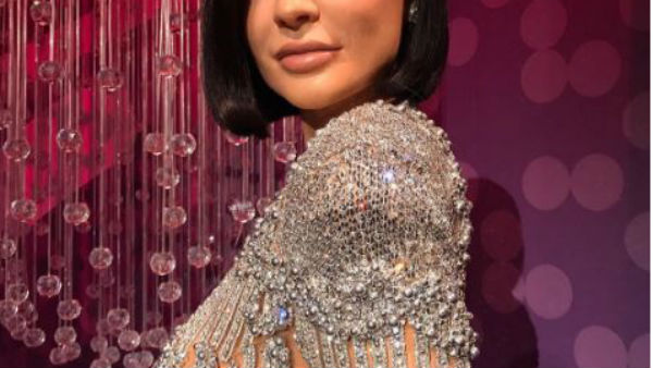 Kylie Jenner 'fooled her whole family' with her $350k wax figure