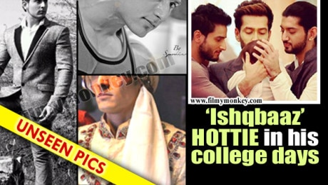 UNSEEN PICS: 'Rudra Singh Oberoi' of 'Ishqbaaz', Leenesh Mattoo clean shaven in his college days!