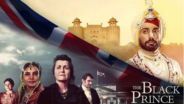 'The Black Prince': Strong subject poorly executed !
