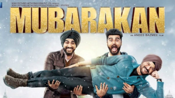 'Mubarakan' MOVIE REVIEW: Strong performance uplift this comedy