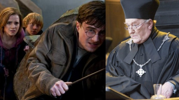 RIP! 'Harry Potter' actor, Robet Hardy, dies at 91