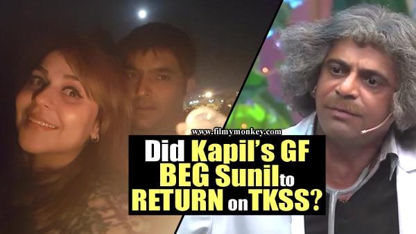 Did Kapil Sharma's Girlfriend Ginni Chatrath BEG Sunil Grover to RETURN? Here's the TRUTH!