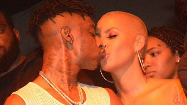 Amber Rose, 33 REVEALS she is going to MARRY new BOYFRIEND 21 Savage!