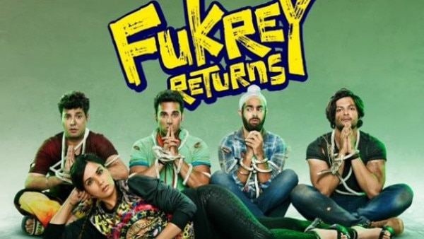 'Fukrey Returns' teaser gets thumbs up from B-town celebs!