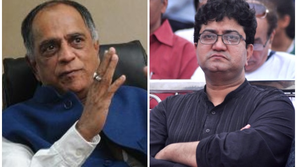 Pahalaj Nihalani sacked; Prasoon Joshi the new CBFC chief