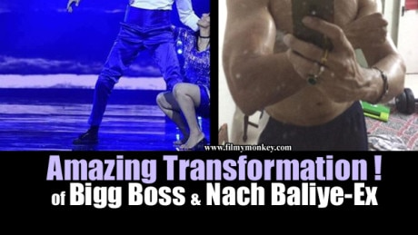 'Nach Baliye 8' contestant also seen in 'Bigg Boss 8' shares new WORKOUT Pics & it's AMAZING!