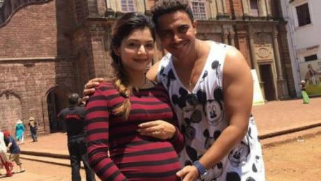 TV actress Pooja Sharma & Pushkar Pandiit becomes PARENTS to a BABY GIRL!