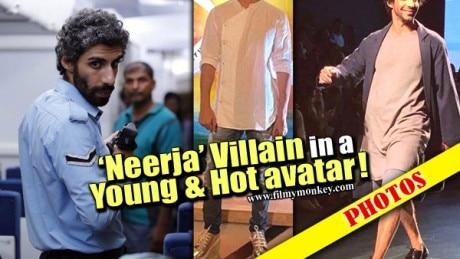 PICS: The scary villain 'Khalil' of 'Neerja' aka Jim Sarbh walks the ramp at LFW 2017!