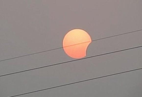 વર્ષનું પહેલું સૂર્ય ગ્રહણ, ભારતમાં પડશે ગ્રહણની આંશિક અસર