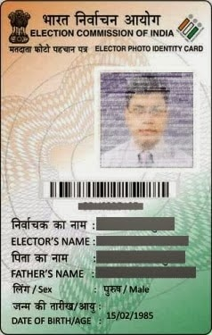 4-how to get Colour voter ID card in India