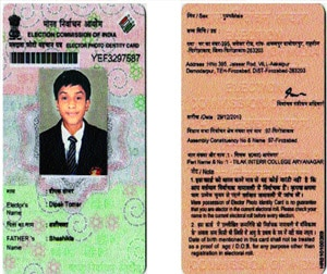 6-how to get Colour voter ID card in India