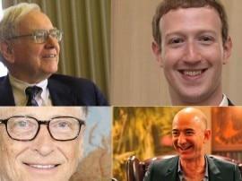 આ 8 લોકો પાસે છે વિશ્વની અડધાથી વધારે સંપત્તિ, જાણો કોણ છે આ અબજોપતિ