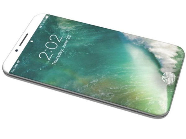 10-IPhone 8 Features Leaked It Could Bring Facial Recognition Facility
