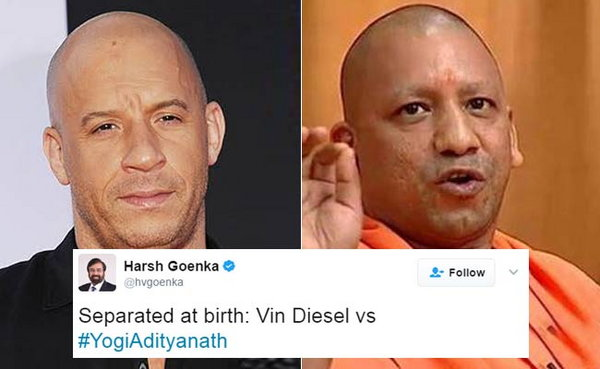 2-Twitter Has A Field Day Comparing Yogi Adityanath To Vin Diesel