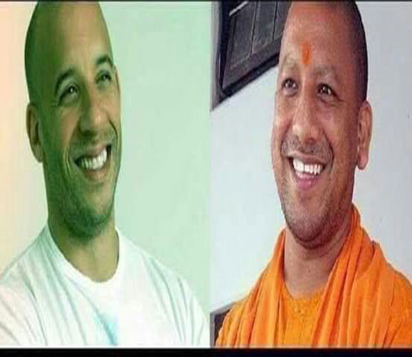 9-Twitter Has A Field Day Comparing Yogi Adityanath To Vin Diesel