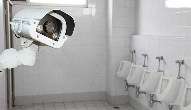 1-toilets in china install cameras to stop toilet paper theft