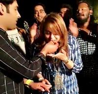 કપિલ શર્માએ ગર્લફ્રેંડ જીની સાથે આમ ઉજવ્યો હતો B'Day, સોશિયલ મીડિયા પર વીડિયો વાઈરલ