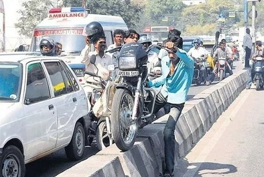 4-vehicle registration cancel if break these traffic rules in gujarat