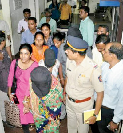 3-Mumbai Year after he went missing, retired banker found murdered; wife held
