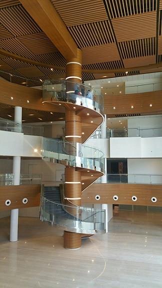 12-See inside pics of Reliance Jio Infocomm Headquarter's at Navi Mumbai