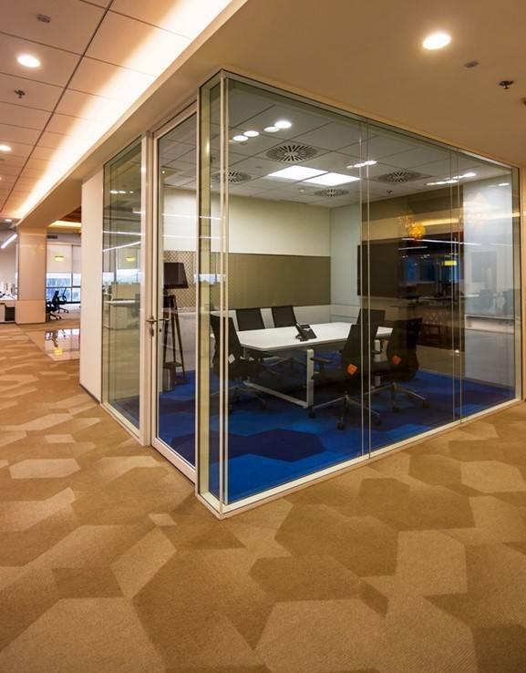 17-See inside pics of Reliance Jio Infocomm Headquarter's at Navi Mumbai