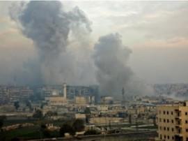 સીરિયામાં ફરી એક વખત ભીષણ વિસ્ફોટ, 100ના મોત