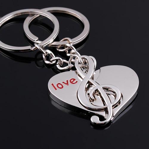 New-2015-Fashion-Lovers-gift-keychain-font-b-couple-b-font-font-b-Love-b-font