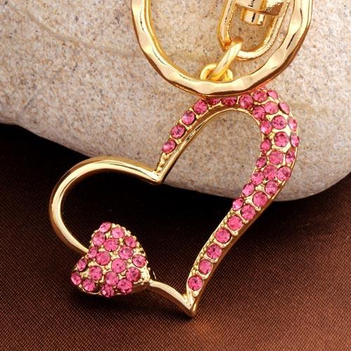 Love-couple-keychains-font-b-crystal-b-font-font-b-heart-b-font-pendant-key-rings