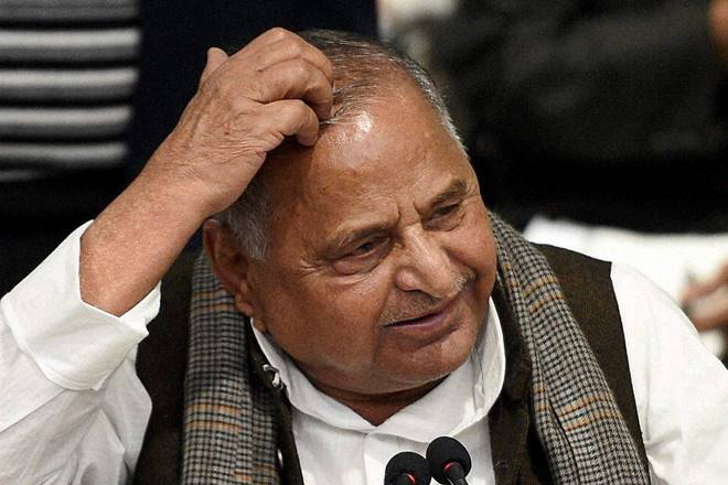 3-Inspection reveals Mulayam Singh's unpaid electricity bill is Rs 4 lakh