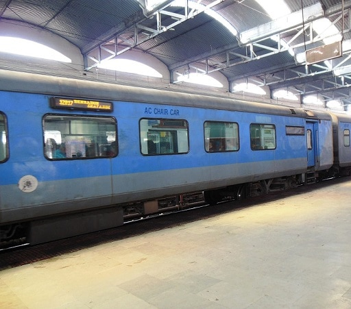 3-for indian railways ac 3 tier is the only coach on profit track