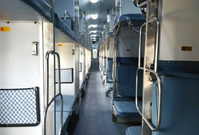 4-for indian railways ac 3 tier is the only coach on profit track