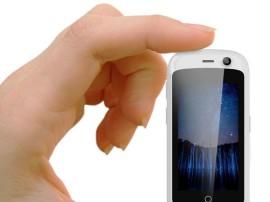 Jellyએ લોન્ચ કર્યો વિશ્વનો સૌથી નાનો સ્માર્ટફોન, 4G LTEવાળા આ ફોનમાં 2.5 ઈંચની નાની સ્ક્રીન