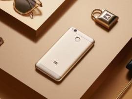 Xiaomiએ લોન્ચ કર્યો Redmi 4X સ્માર્ટફોનનું 4GB રેમ વેરિઅન્ટ, કિંમત 10,227 રૂપિયા