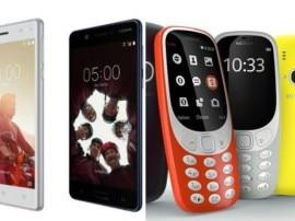 જૂનના પ્રથમ સપ્તાહમાં ભારતમાં લોન્ચ થઈ શકે છે નોકિયા સ્માર્ટફોન્સ!
