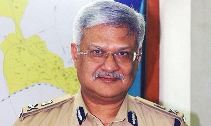 Ahmedabad-Police-Commissioner-Shivanand-Jha