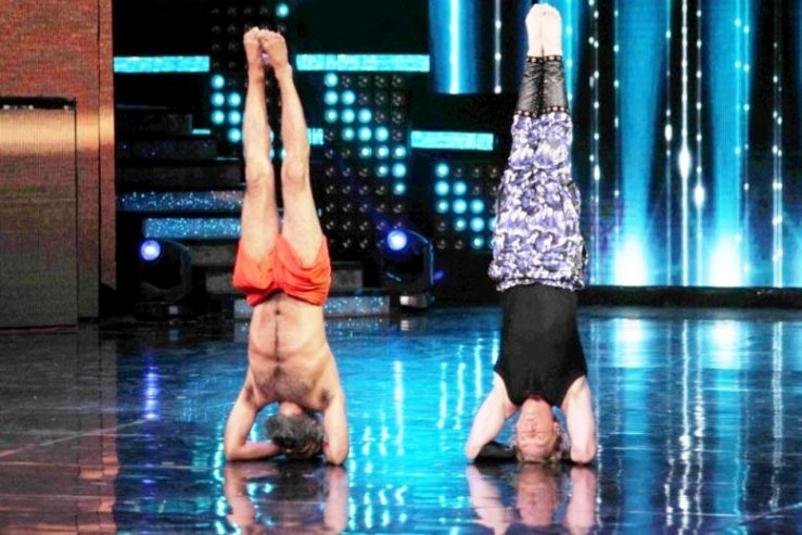 3-baba ramdevs class of yoga in nach baliye