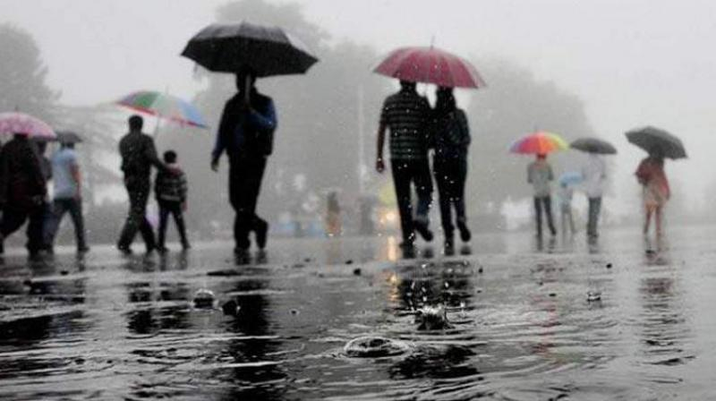 2-Southwest Monsoon Arrives 3 Days Early In Andaman And Nicobar Islands