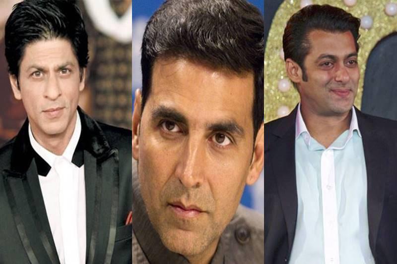 1-Forbes list Shah Rukh, Salman, Akshay Kumar among highest-paid global celebs