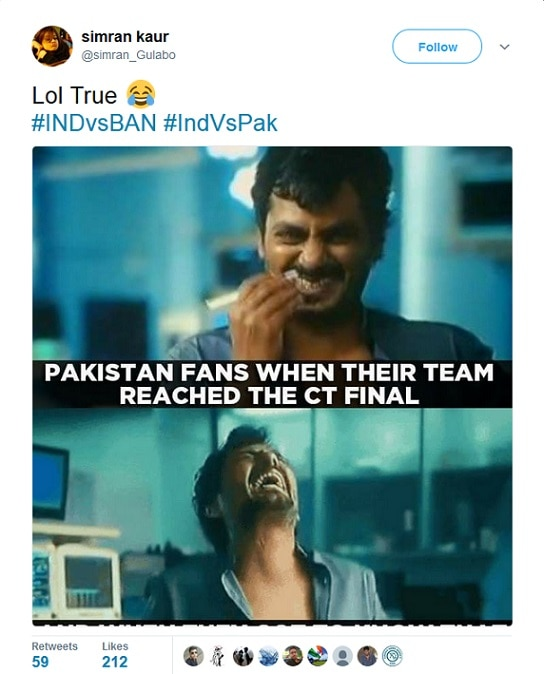 7-champions trophy funny jokes ahead of final clash between india and pakistan