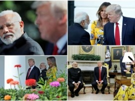 IN PICS: અમેરિકામાં PM મોદી અને રાષ્ટ્રપતિ ટ્રમ્પ વચ્ચેની મુલાકાત તસવીરોમાં